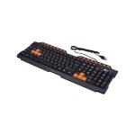 Клавиатура игровая Ritmix RKB-151
