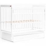 Кровать детская Bambini Евро стиль M 01.10.04 Белый