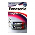 Батарейки Panasonic Every Day Power LR6EPS/2BR тип AA