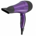 Фен POLARIS, PHD 2077i, фиолетово-черный