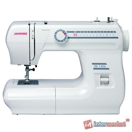 Швейная машинка Janome RE-1306