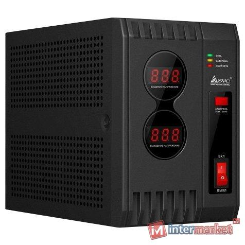 Стабилизатор напряжения однофазный SVC AVR-600